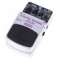 BEHRINGER DR 400 DIGITAL REVERB DELAY