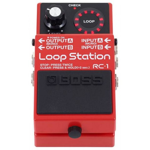 BOSS RC 1 LOOPER