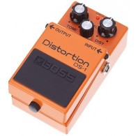 BOSS DS 1 DISTORTION