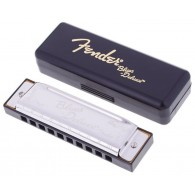 FENDER BLUES DELUXE HARP ARMONICA IN DO