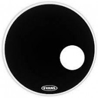 "EVANS BD20RB EQ3 RISONANTE 20"" BLACK"