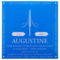 AUGUSTINE CONCERT BLUE HIGH TENSION CORDIERA IN NYLON PER CHITARRA CLASSICA