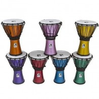 "TOCA 7"" COLOR SOUND DJEMBE TFCDJ-7"