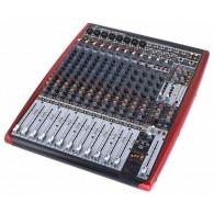 BEHRINGER XENYX UFX1604 USB/FIREWIRE E REGISTRATORE USB 16 TRACCE