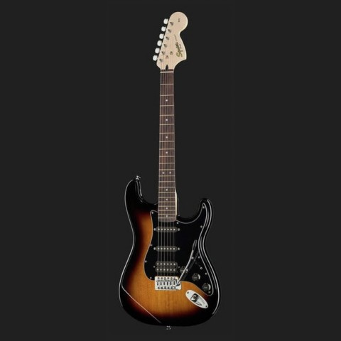 SQUIER AFFINITY BY FENDER STRATOCASTER HSS BSB