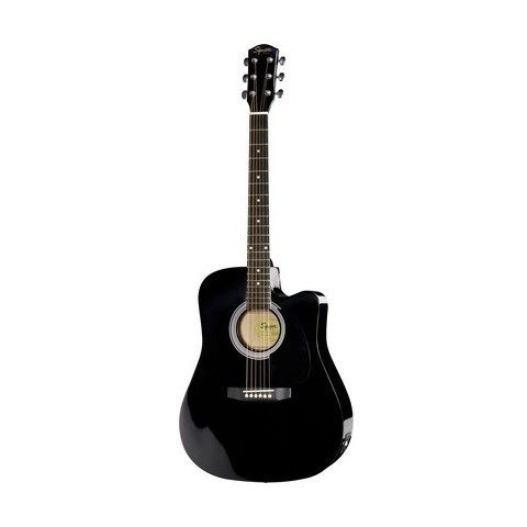 SQUIER BY FENDER SA 105 CE BLACK
