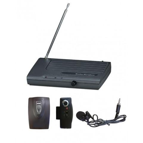 RADIOMICROFONO LAVALIER VHF