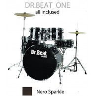 DR.BEAT ONE STANDARD BLACK SPARKLE