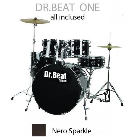DR.BEAT ONE STANDARD BLACK SPARKLE