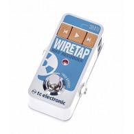 TC ELECTRONIC PEDAL WIRETAP RIFF RECORDER