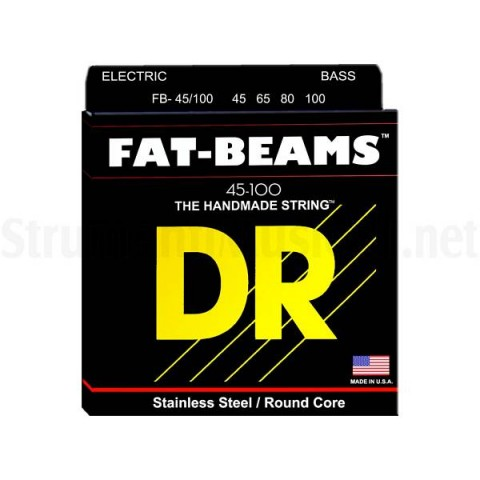 DR STRINGS FAT-BEAMS FB-45/100