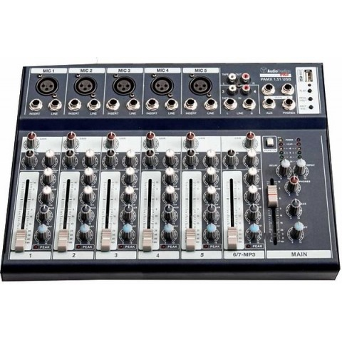 AUDIODESIGN PRO PAMX1.51 USB