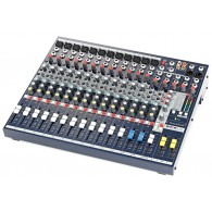 SOUNDCRAFT SPIRIT EFX 12 CON EFFETTI LEXICON