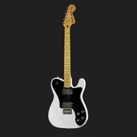 SQUIER BY FENDER VINTAGE MODIFIED TELECASTER DELUXE MN OWH