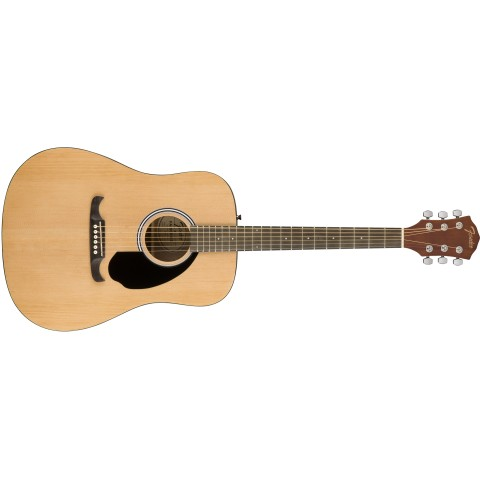 FENDER FA 125 DREADNOUGHT NATURAL