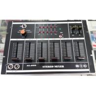 STEREO MIXER BIC MX-8060 VINTAGE DJ MIXER