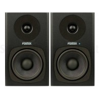 FOSTEX PM0.4C BLACK COPPIA MONITOR DA STUDIO 60 WATT