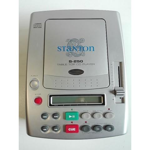 STANTON S250 CD PLAYER PER DJ (USATO)