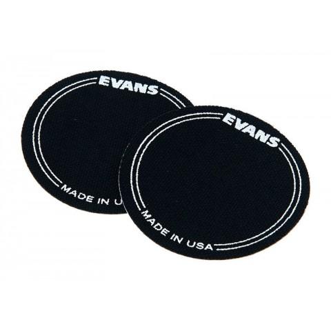 EVANS EQPB1 BASS DRUM HEAD PROTECTION (CONFEZIONE 2 PEZZI)