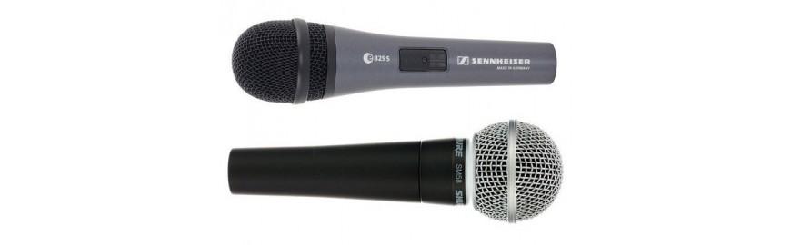 Microfoni con filo