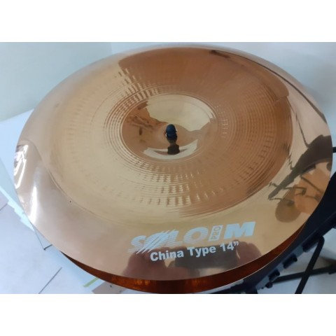 "ORION CYMBALS CHINA 14"" SOLO PRO M SERIES"