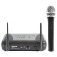 VONYX STWM711 VHF SYSTEM RADIOMICROFONO PALMARE