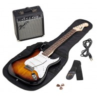 SQUIER BY FENDER STRATOCASTER PACK BSB