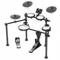 AROMA TDX 21 DIGITAL DRUM KIT CON PELLI MESH