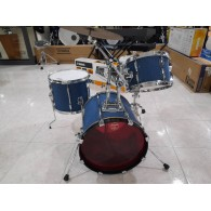 PEARL EXPORT SERIES RIVESTITA IN JEANS ANNI 80 TOM 10 + TIMPANO 13 + CASSA 16 + HARDWARE