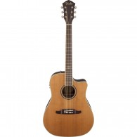 FENDER F-1030 SCE DREADNOUGHT CUTAWAY NATURAL