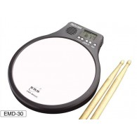 ENO MUSIC EMD30 PRACTICE DRUM & DIGITAL METRONOME