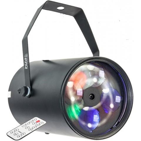 IBIZA GOBO MOON RGBW 4 X 3 WATT