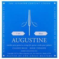 AUGUSTINE CONCERT BLUE HIGH TENSION CORDIERA IN NYLON PER CHITARRA CLASSICA