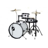 MILLENIUM YOUNGSTER DRUM SET SILVER+SGABELLO+PIATTI