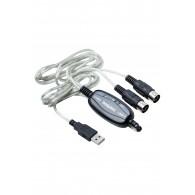 BESPECO BMUSB100 INTERFACCIA MIDI USB