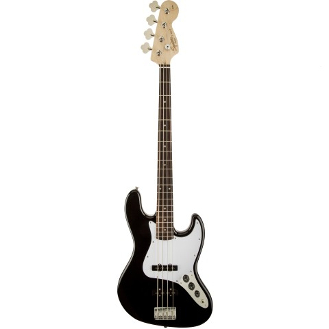 SQUIER AFFINITY BY FENDER JAZZ BASS BLACK