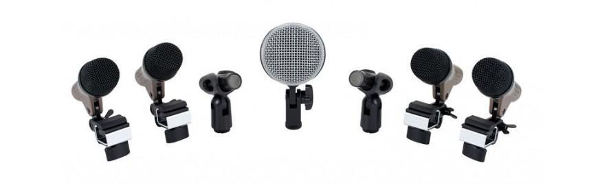 Set microfoni